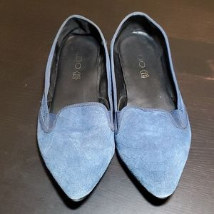 3/$30 - Aldo Leather Flats